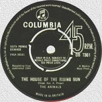 Versiones de The House Of The Rising Sun