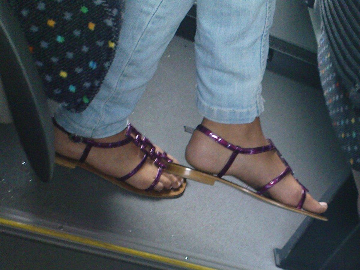Ebony feet blog