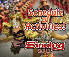 Sinulog Festival 2011 Poster