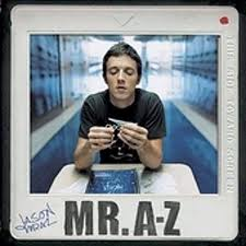 Free Download: Jason Mraz Mr.A-Z album cover