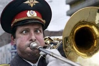 Soldado gracioso