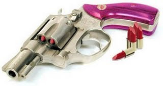 Pistola para mujeres