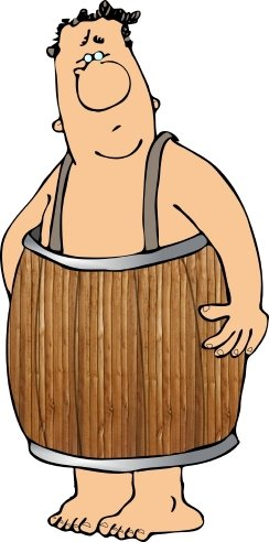 [Retirement+Jokes+Image+-+Man+Wearing+a+Barrel.jpg]