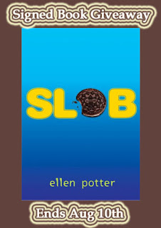 slob ellen potter essay Slob by ellen potter posted on 06182009 by sh who stole owen's oreos owen is really smart and really fat, 57% fat and the three oreos his mom puts in his lunch sack are the one good thing about his day the day the oreos are stolen gets worse when mr wooley, owen's gym teacher, begins a gymnastics unit.