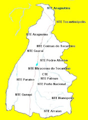 Mapas Links NTE's e CTE