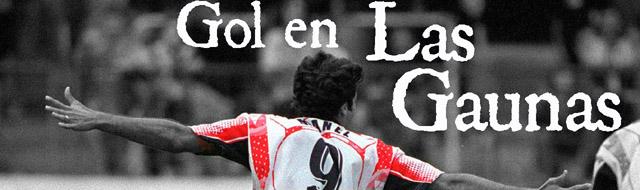 Gol en Las Gaunas