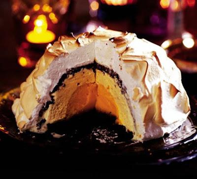 ALL i WANNA DO is BAKE!: Baked Alaska....Mystery of Cold Ice Cream ...