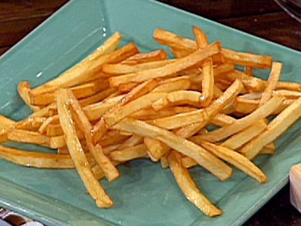 ALL i WANNA DO is BAKE!: Perfect French Fries Recipe