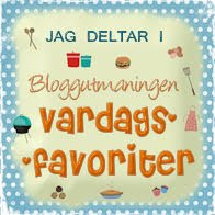 Vardagsfavoriter