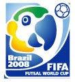 Marca da Copa do Mundo de Futsal 2008