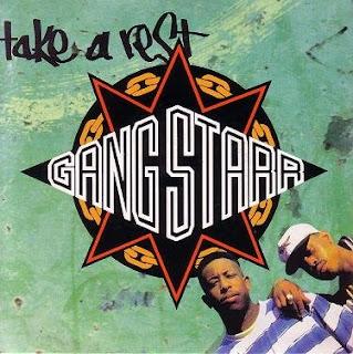Gang Starr - Take a Rest [VLS] (1991)