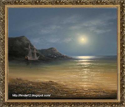 الطبيعة الصامتة في لوحات ivanenko michail