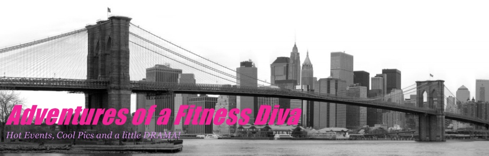 Adventures of a Fitness Diva