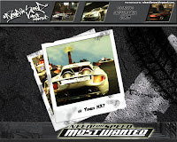 NFS Most Wanted Wallpapers