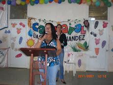 Disfruta el Carnaval 08 del Distrito Educ. 0607
