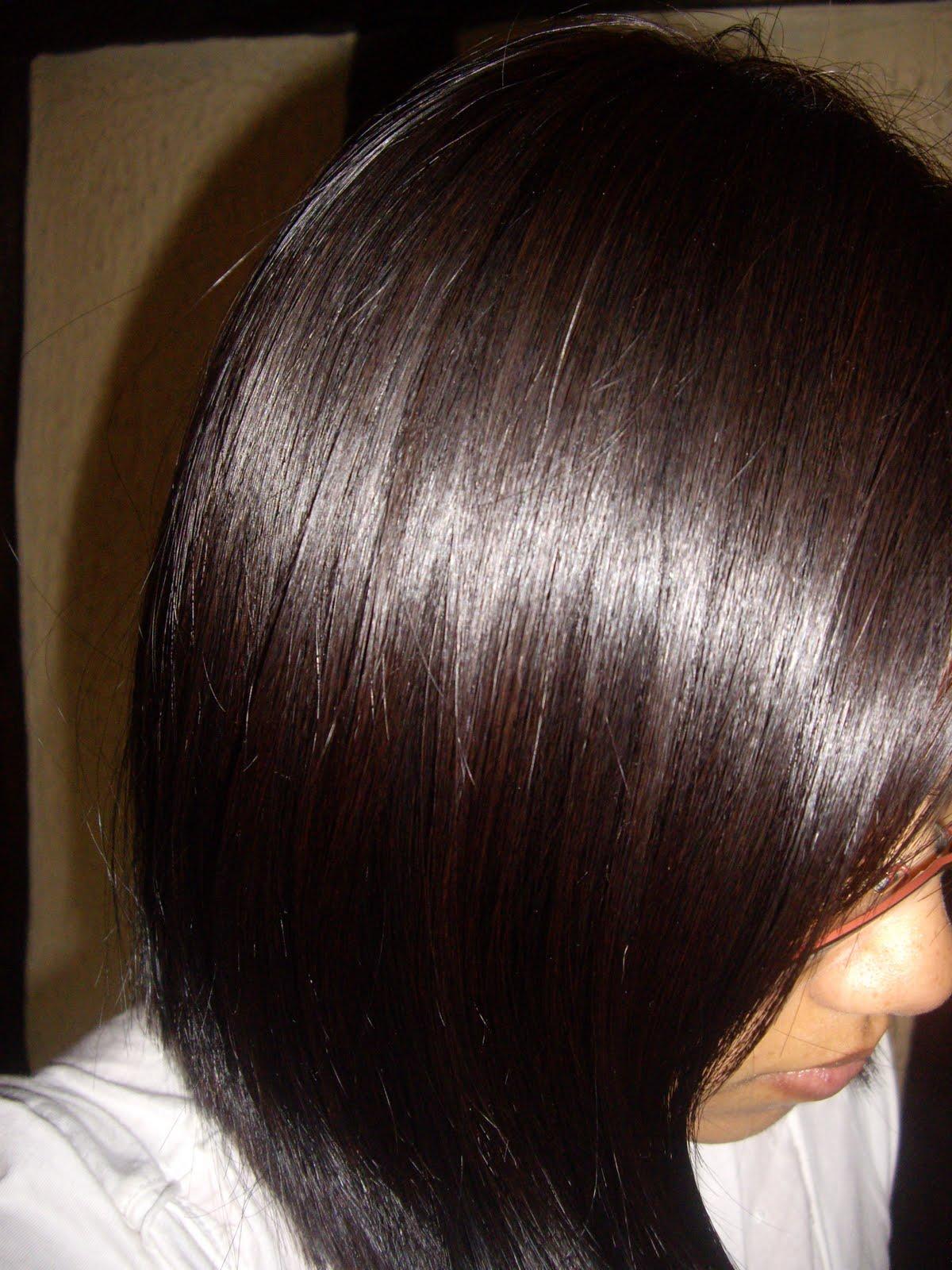Le Blog D Une Asiatique Blond Fonc 233 Acajou Cuivre De L