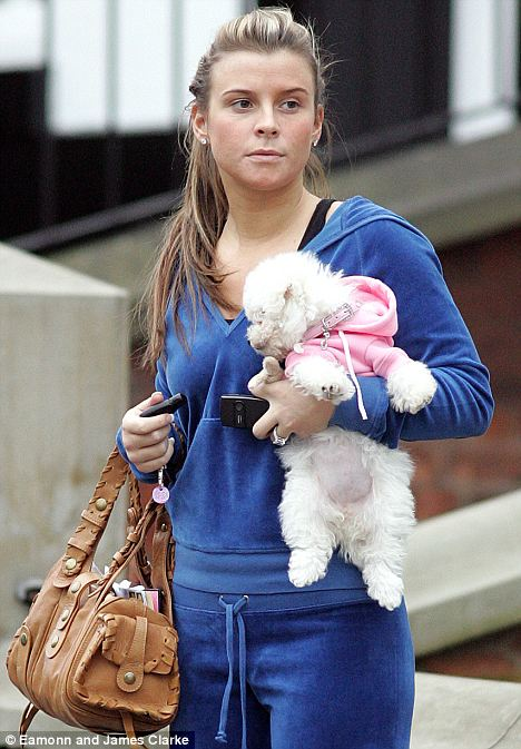 Wayne Rooney Dog Wayne and Coleen Rooney spend on underfloor heating for