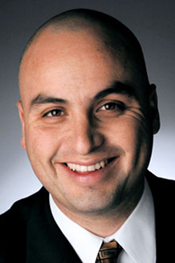 State Auditor Hector Balderas
