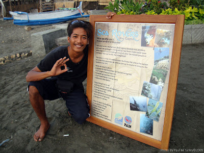Captain Abdul, Pemuteran, NW Bali, Sea Rovers Dive Centre