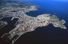 Vivo en La Coruña (Capital)
