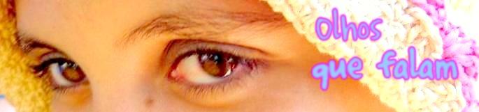 Olhos que falam