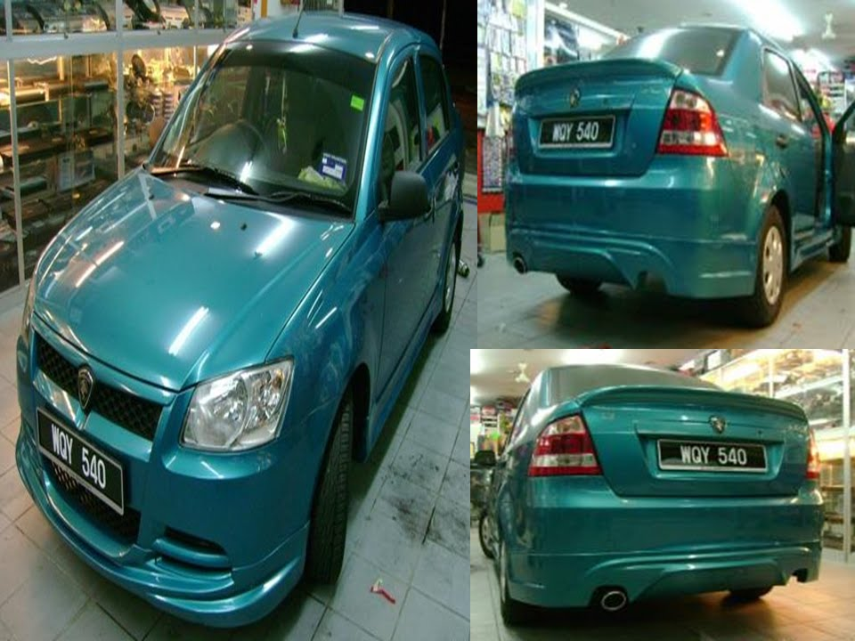 Body Kit Saga Blm. Saga BLM Bodykit