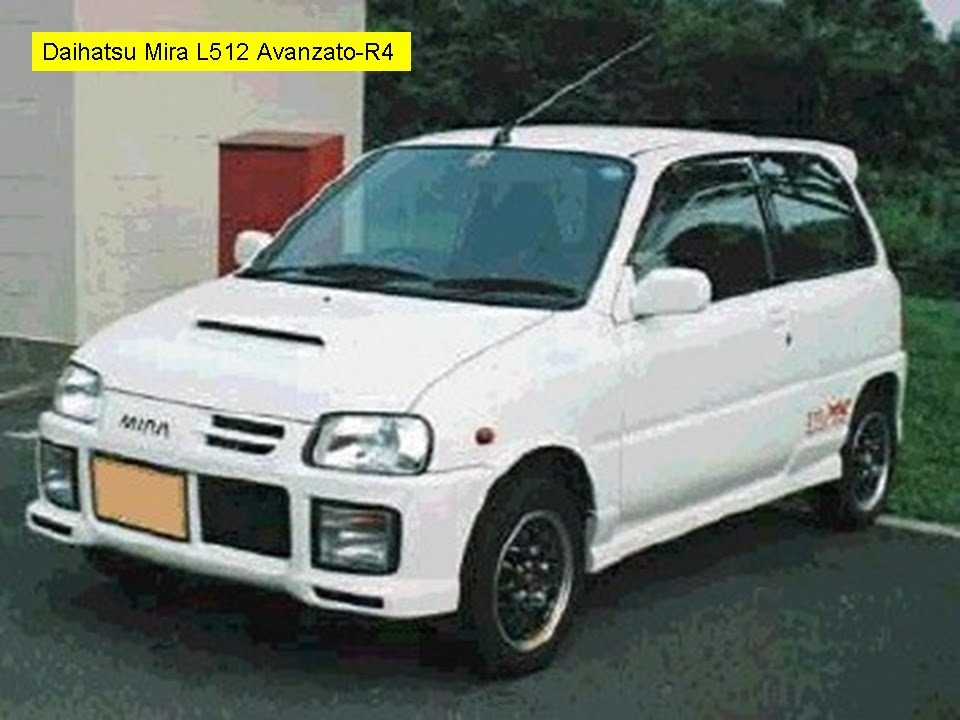 Daihatsu Mira L5 Classic. Daihatsu+mira+l5+classic
