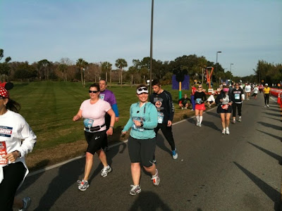 Disney Marathon 2011 Winner
