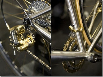 Diamond Encrusted Enigma Elle Bicycle