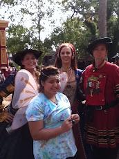 Anne Boleyn and I!