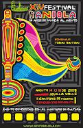 Niyireth en el xiv festival bandola
