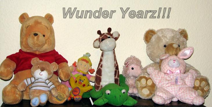Wunder Yearz !!!