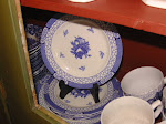 Blue China