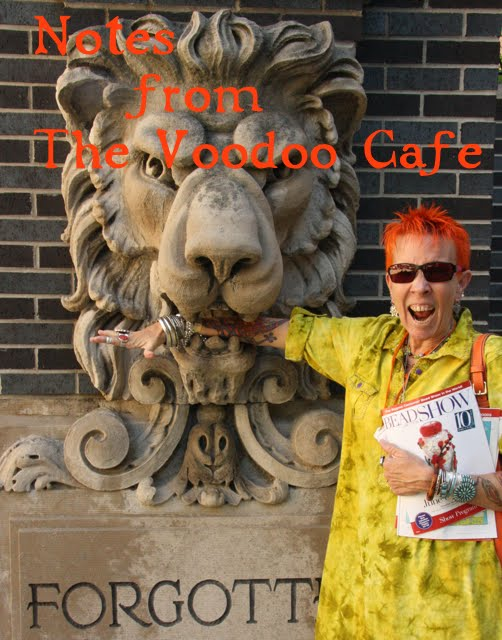 Notes From        the Voodoo Cafe
