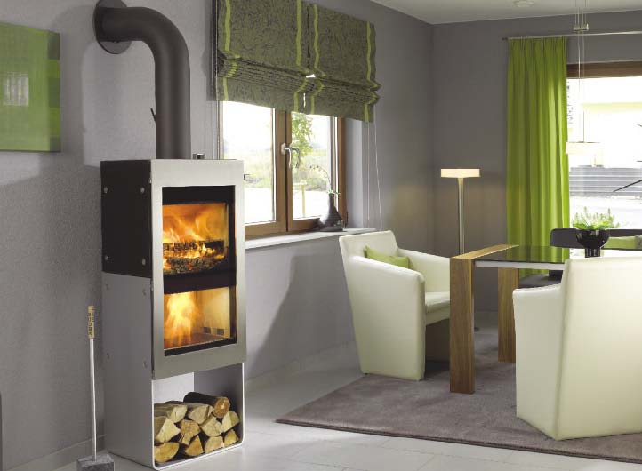 Twinfire: The Most Efficient Wood Stove In the World - The New York Green Advocate: Twinfire: The Most Efficient Wood