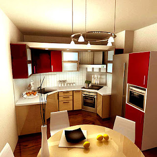 Small kitchen trends small kitchen lighting ideas - Small kitchen lighting ideas ...