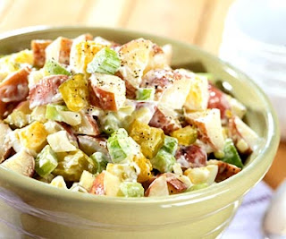Potato salad recipe - World-class Potato salad recipe
