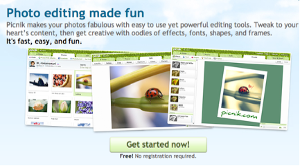 Google acquires online photo-editing tool Picnik | A4AAPL