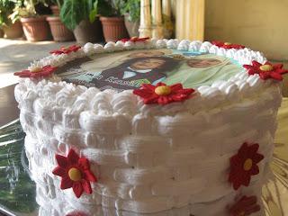 Gambar Kue Tart Inggris Birthday Cake & Cup Cake For Raka's B Day