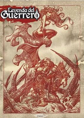 Leyenda del Guerrero - E. Mazzitelli - R. Meriggio (2008) [106 MB | Español | CBR | Comics]