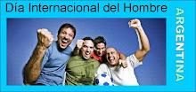 Pagina del Día Internacional del Hombre Argentina