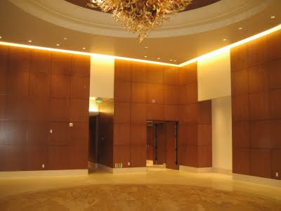 Carlyle Wilshire Lobby