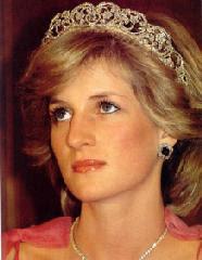 Princesa Diana - Foi considerada a Princesa do Povo - 1961 - 1997