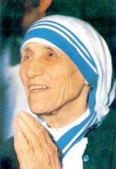 Madre Teresa de Calcutá - Missionária Católica - 1910 / 1997