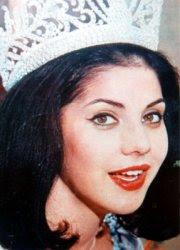 Ieda Maria Vargas - Brasileira - Miss Universo de 1963 - Nasceu em 1944.