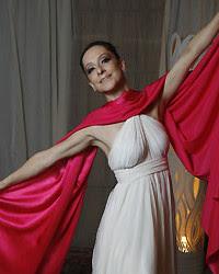 Ana Botafogo - Uma das mais importantes bailarinas do Brasil - Nasceu em 1957