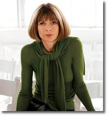Anna Wintor - Editora de moda mais influente do mundo.- Nasceu em 1949