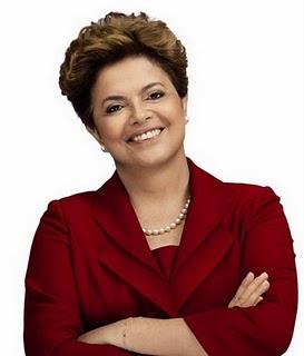 Dilma Rousseff - Eleita Primeira Presidente do Brasil em 2010 - Nasceu em 1947