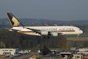 Abgeliefert wurde er jedoch erst am 11.01.08 an Singapore Airlines. (singapore airlines skb net)