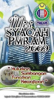 Dana Syaqah PMRAM
